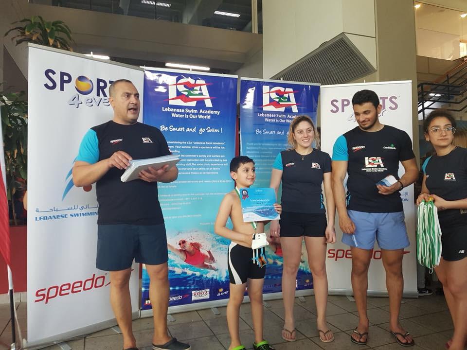 LSA Swimming Meet